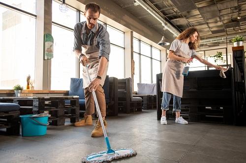 service de nettoyage à Marseille