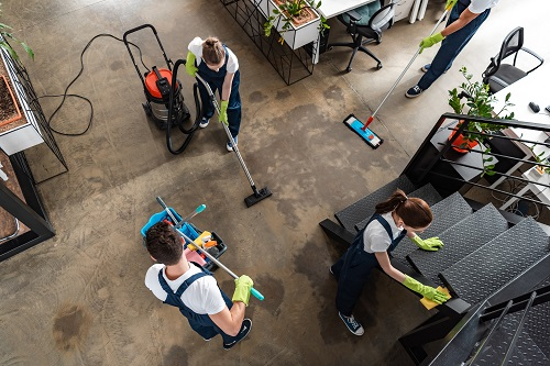Entreprise de nettoyage à Dijon